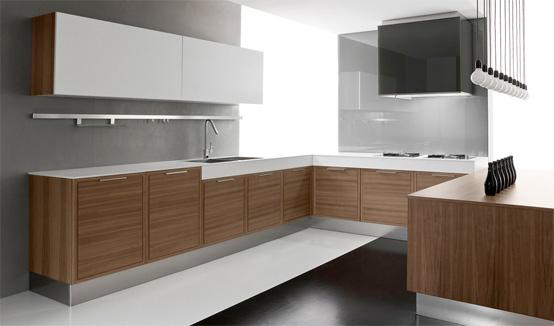 Moretuzzo Class X Kitchen