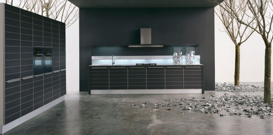 Futura Kitchen Cabinets by Moretuzzo