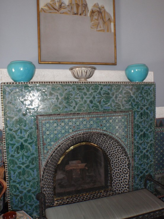30 Moroccan-Inspired Tiles Looks For Your Interior - DigsDigs