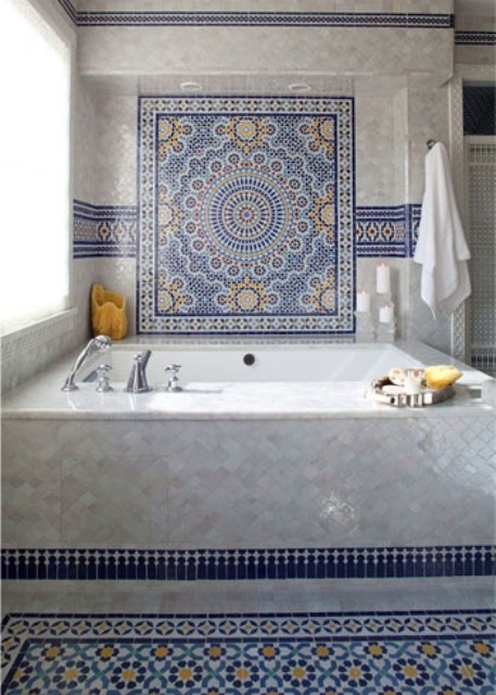 Moroccan Inspired Tiles Looks For Your Interior