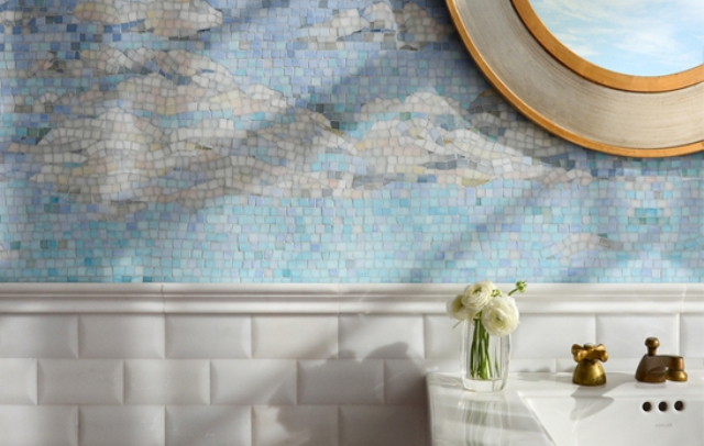 Mosaic Sea Glass Collection Inspired By Shore Walks
