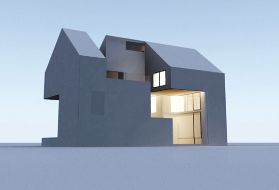 The Most Minimalist Villa In China Digsdigs