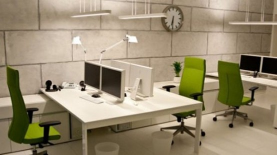 34 most stylish minimalist home offices you 39 ll ever see digsdigs - Awesome small workspace designs for you to work conveniently ...