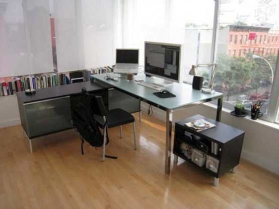 Most Stylish Minimalist Home Offices
