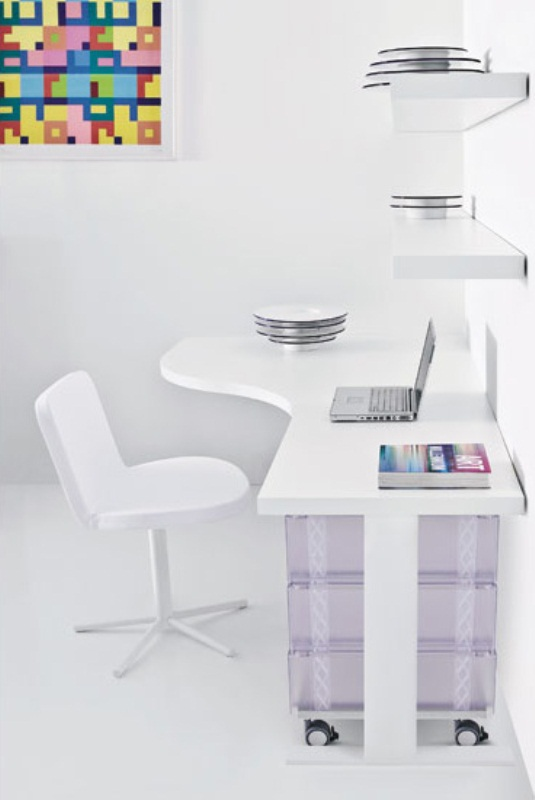 34 Most Stylish Minimalist Home Offices You'll Ever See