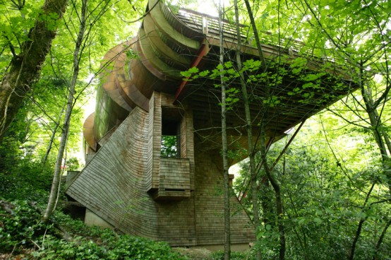 Most Unusual House