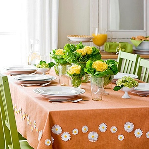 Decorate A Picture: 26 Cool Mother's Day Table Décor Ideas