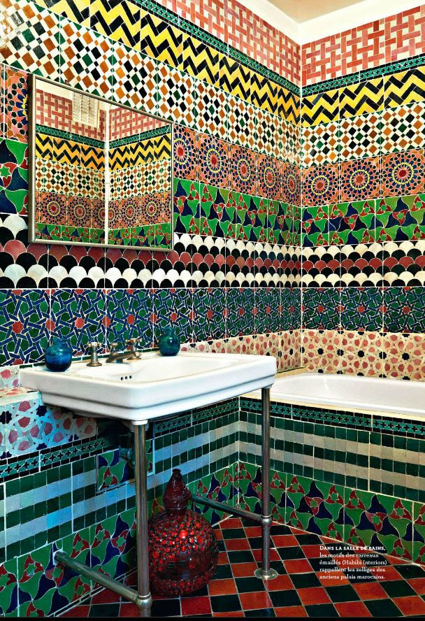 Related posts for Colourful bathroom ideas