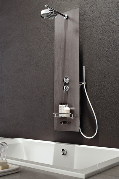 Multifunctional Shower Panels for Bathtub - FLY from Area Bagno ...