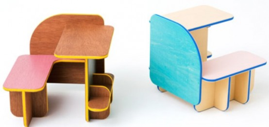 Multifunctional Dice Furniture For Children And Adults