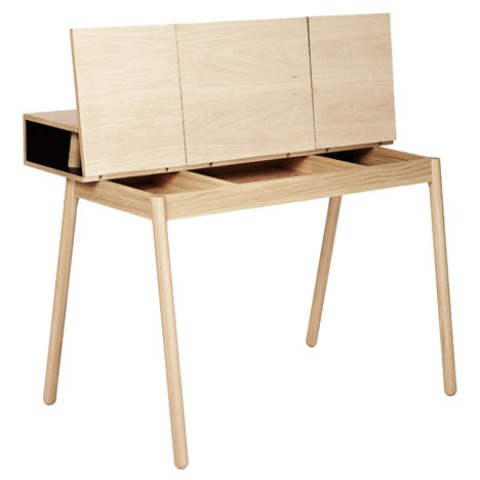 Multifunctional Secretary Desk With A Hidden Storage