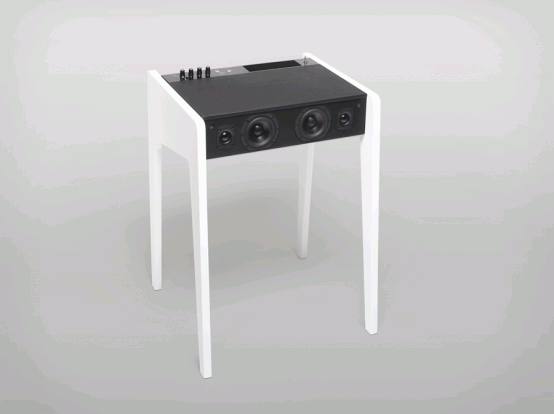 Multimedia Laptop Desk