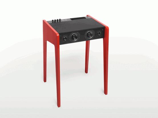 Multimedia Laptop Desk