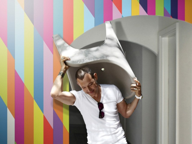 Multiverse Wallpapers By Karim Rashid To Brighten The Space