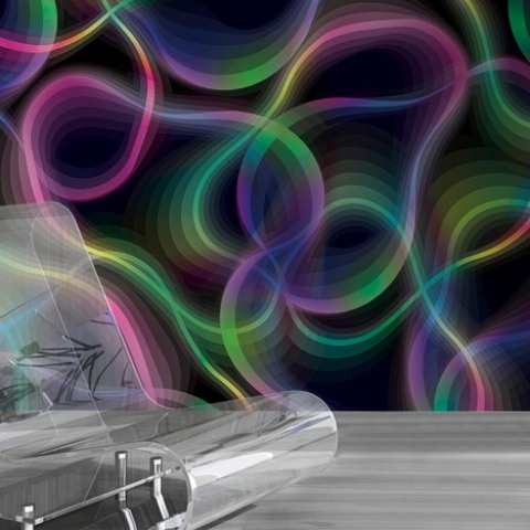 Multiverse Wallpapers By Karim Rashid To Brighten The