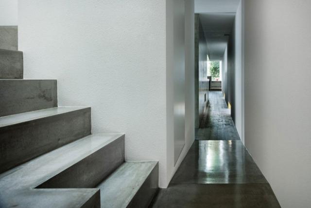 Advertisement for Urban minimalist house