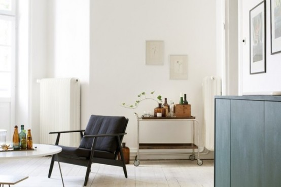 Warm And Inviting Malmo Apartment Interior Decorating And Home