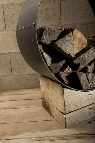 Natural Log Holder