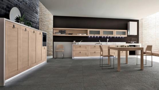 Natural Kitchen Design – Dogma from Arrita Cucine