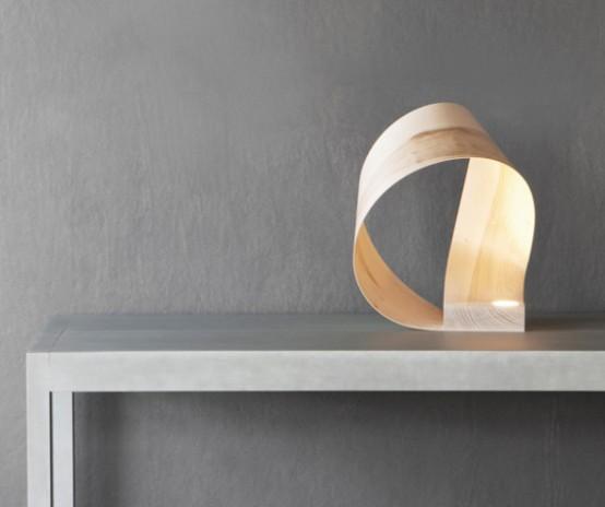 Natural Yet Minimalist Milano Study Light