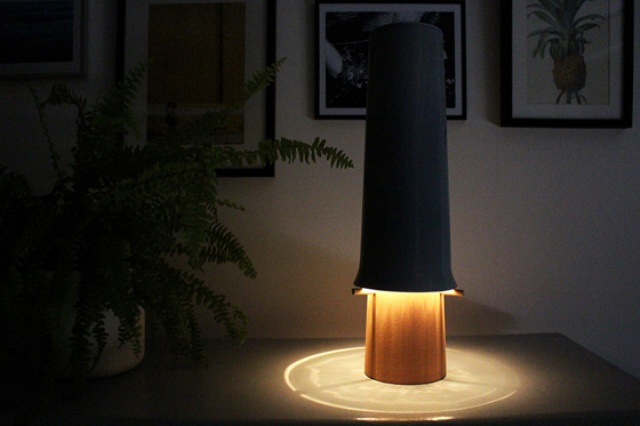 Nature Inspired Lamp Collection By Studio Barrero Carsenat