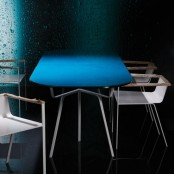 Nature Inspired Saa Table And Chairs By Bleu Nature