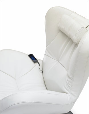 Natuzzi ipod sound chair