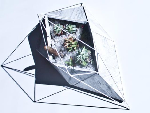 Neo Geo Terrarium Inspired By The Chilean Desert