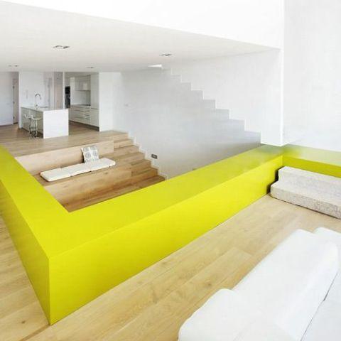 Nhà bừng sáng với nội thất rực rỡ sắc màu (15)