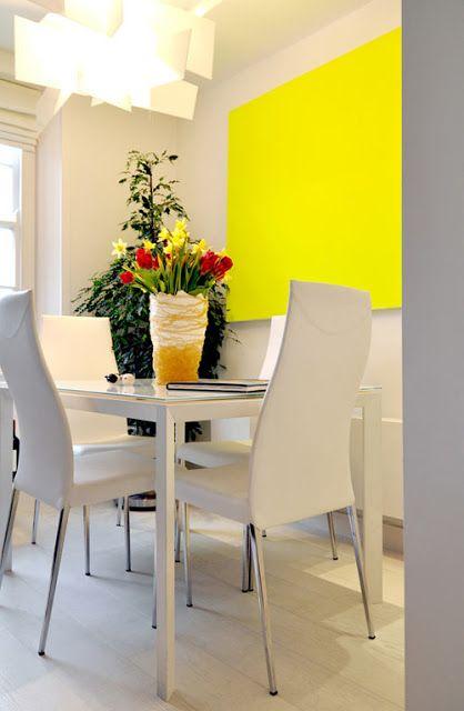 Nhà bừng sáng với nội thất rực rỡ sắc màu (3)