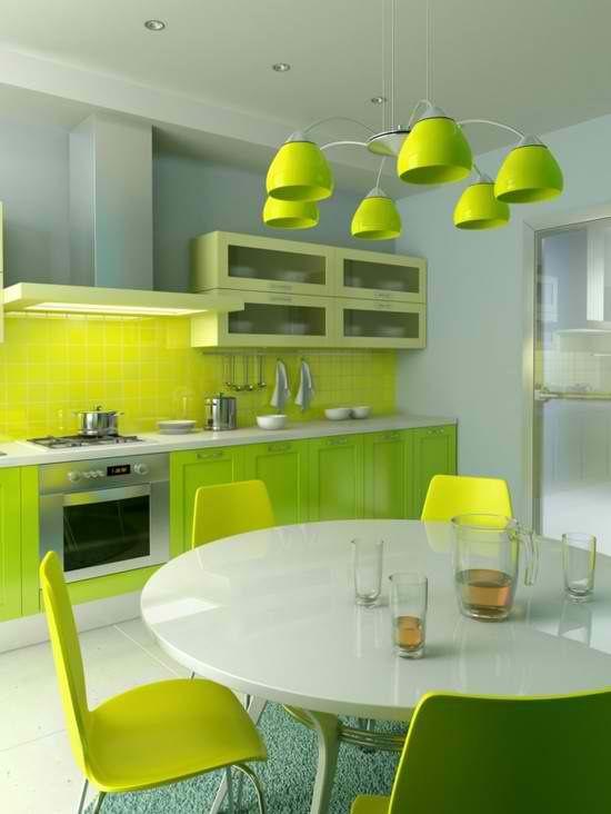 Nhà bừng sáng với nội thất rực rỡ sắc màu (7)