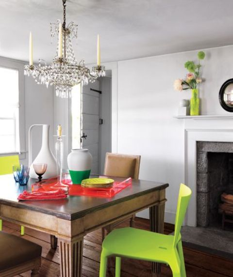 Nhà bừng sáng với nội thất rực rỡ sắc màu (8)