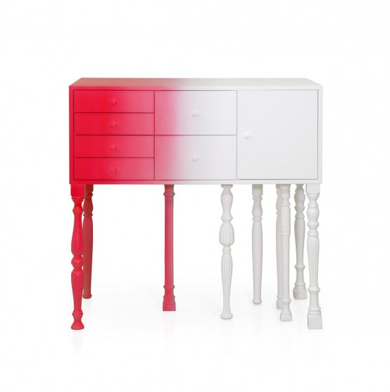 Neon Squid Cabinet To Add A Playful Touch