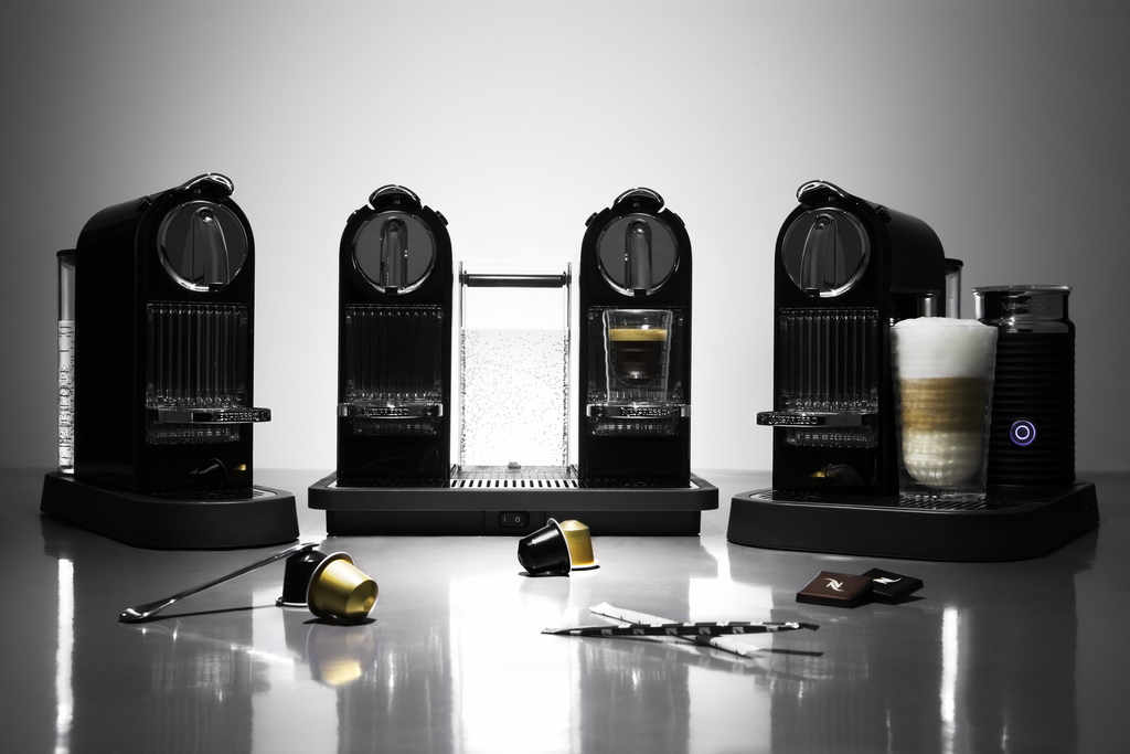 Nespresso citiz coffee machines digsdigs - Machine nespresso 2 tasses ...