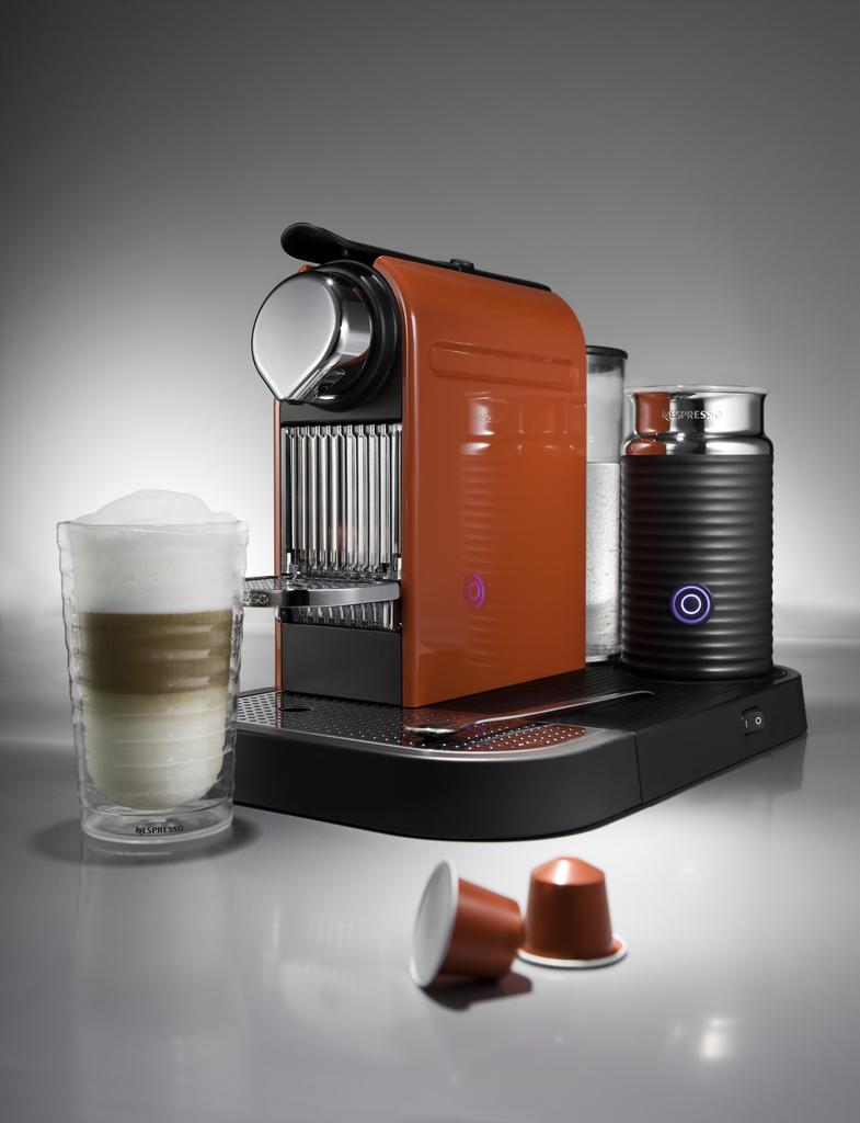 nespresso citiz coffee machines digsdigs. Black Bedroom Furniture Sets. Home Design Ideas