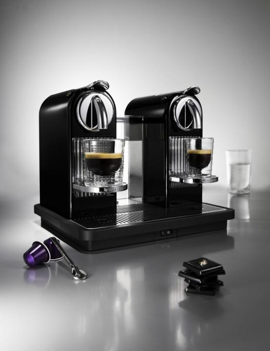 Nespresso Citiz Coffee Machines