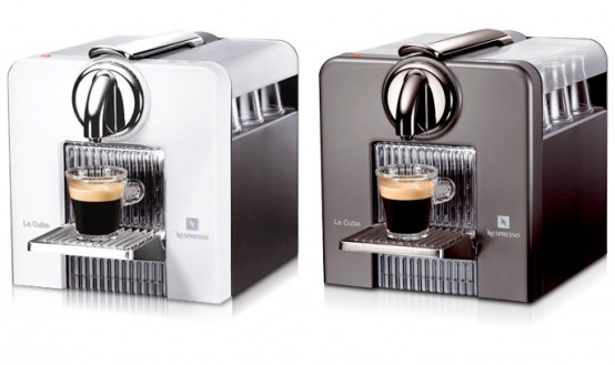 Nespresso Coffee Machine Le Cube C185 Digsdigs