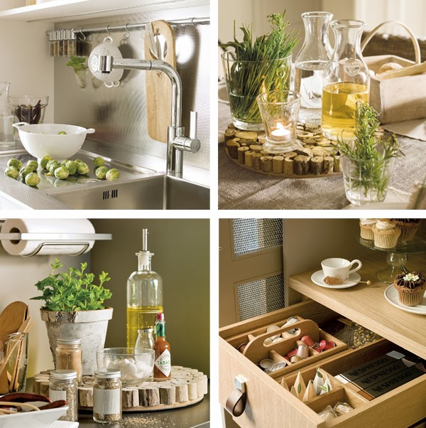 Inspiring furniture ideas for your home for Casual kitchen design ideas