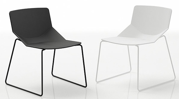 New Ergonomic Outdoor Chairs – Formula 40 by Area Declic
