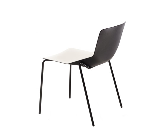 New Ergonomic Outdoor Chairs Formula 40 Poli By Area Declic