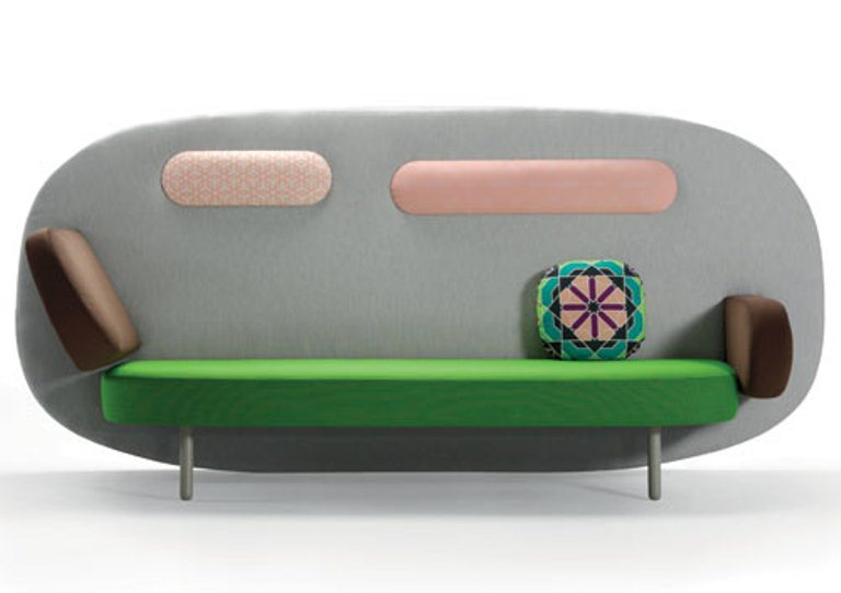 New Float Sofa Collection By Karim Rashid