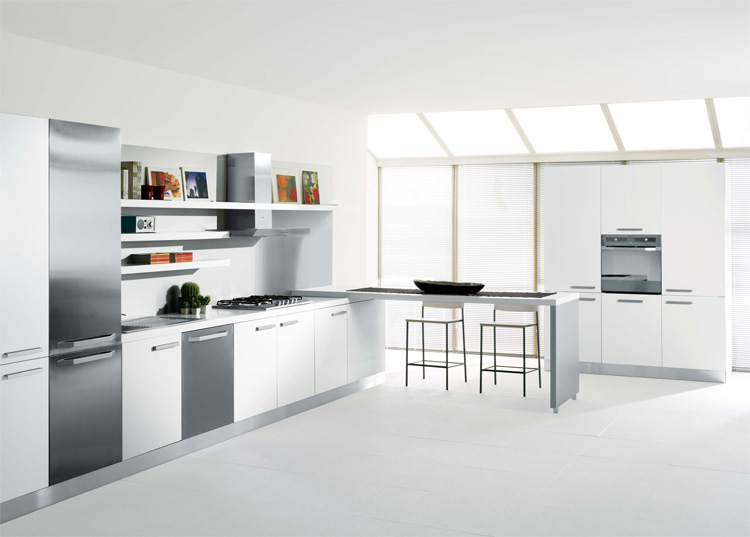 New Line of Built-In Kitchen Appliances - Prime from Indesit - DigsDigs