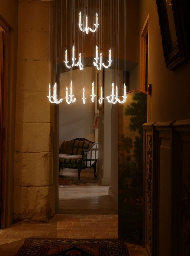 New Look At Antique Elegance Wersailles Chandelier