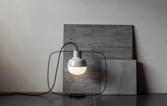 New Old Light Table Lamp Combining Eastern And Western Features