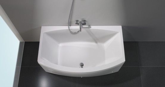 New Pleasing Aesthetic Bathtubs – Newday from Sanindusa