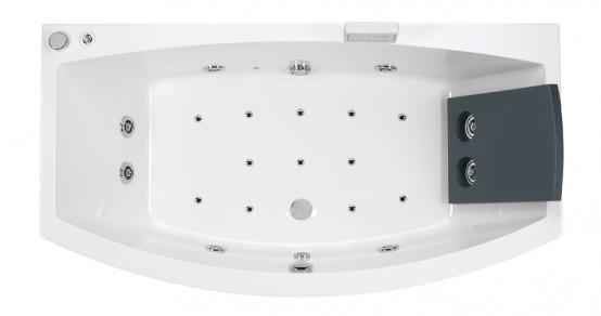 Newday Sanindusa Whirlpool Bathtub
