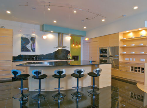 NKBA 2008 Award – Large Kitchens