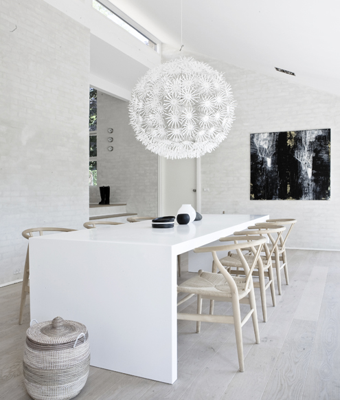 Calm And Natural Nordic Interior Design Fredensborg
