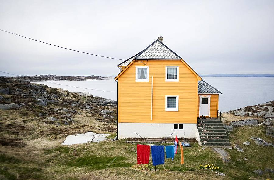 Cozy Norway Summer House By The Sea