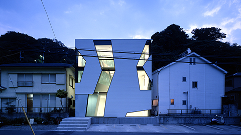 Novela – Modernistic House Design in Japan